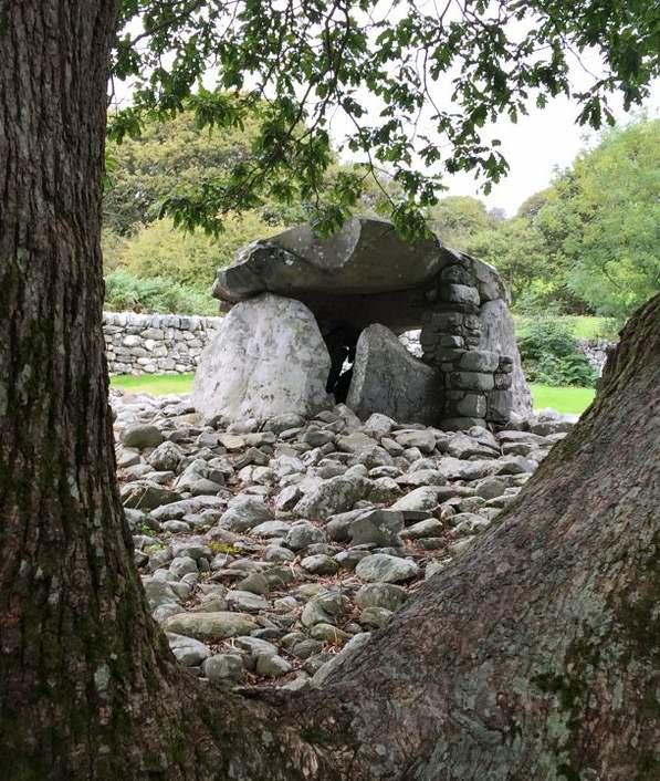 Dyffryn Ardudwy dolmens date from 3500 BCE