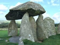 Tracking Down Prehistoric Dolmens in Wales