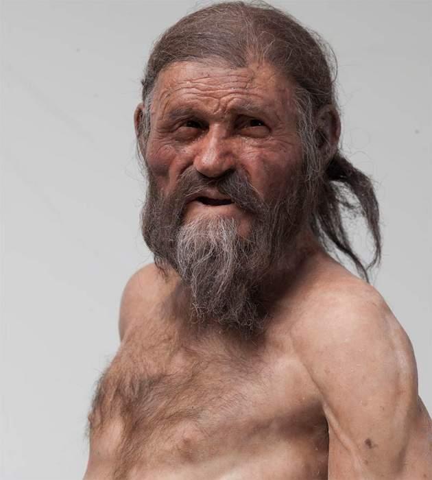 Ötzi , the ice Man