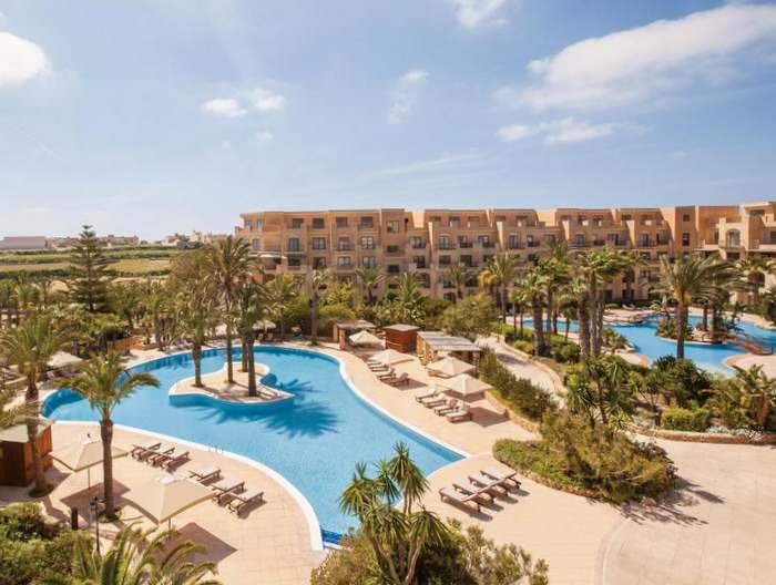 Kempinski Hotel San Lawrenz , exceptional lodging in Malta