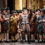 A production at La Scala