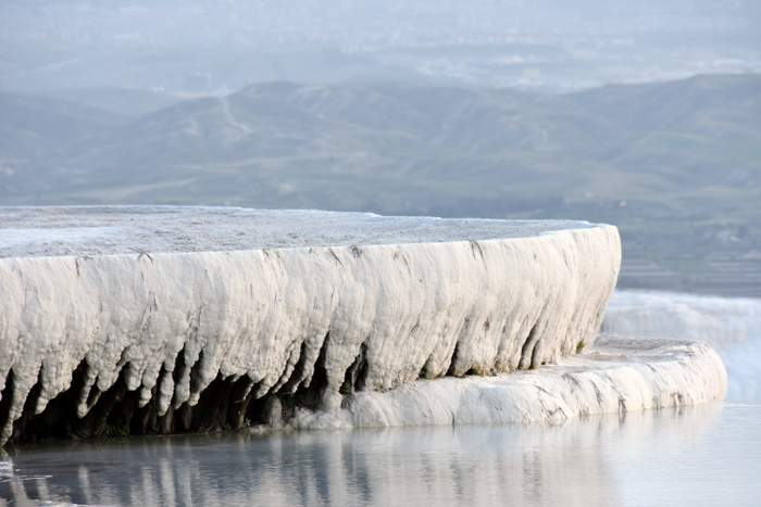 Astonishing Pammukale is one of the 7 Turkish delights