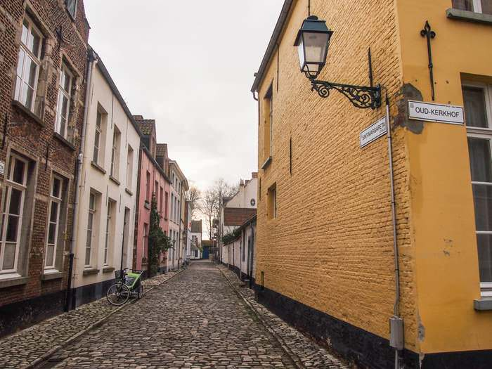 The Béguinage of Lier,