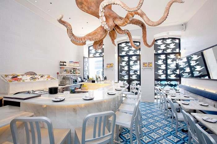 A Cevicheria, a favorite Lisbon restaurant