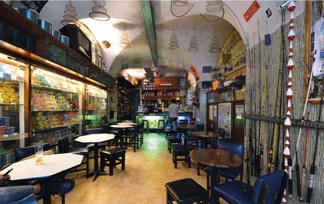 Sol E Pesca a worthy Lisbon restaurant