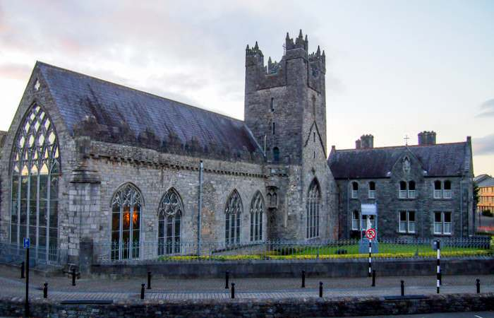 The Black Abbey in Kilkenny