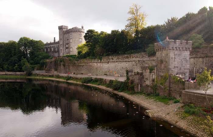 Canal Walk in Kilkenny