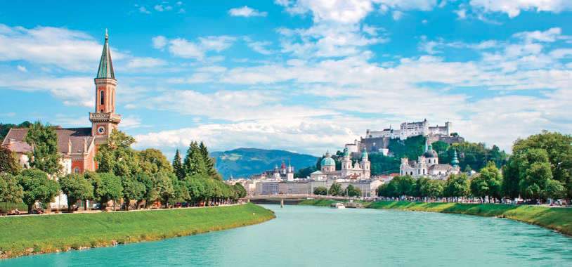River cruising in Europe