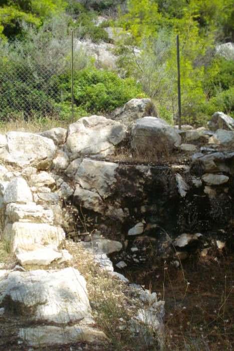 Sanctuary of Dionysos on Salamania Island
