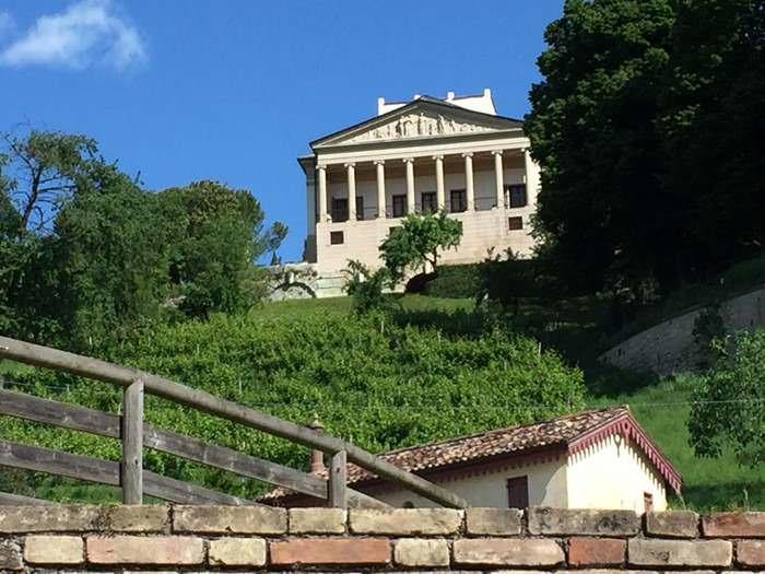Villa Gera — a private home for a privileged family in Conegliano
