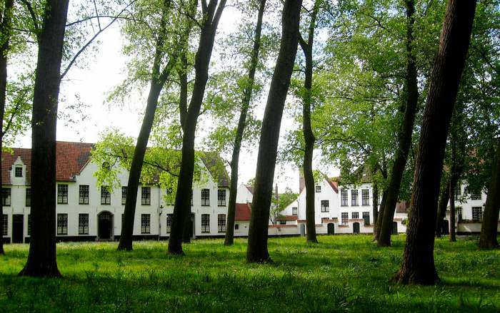The Flemish Béguinages and the Historic Center of Bruge are UNESCO world heritage sites.