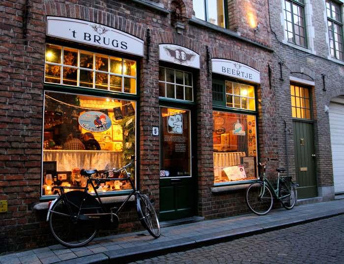 Café 't Brugs Beertje, Bruges