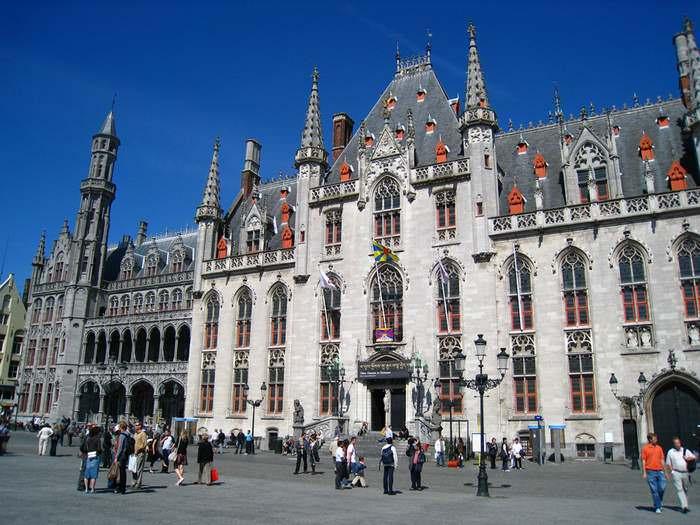 Burg Square, Bruges