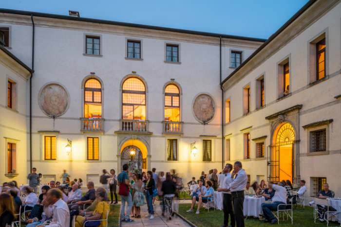 Wine Tasting at the Castello Susegana while sightseeing in the Veneto