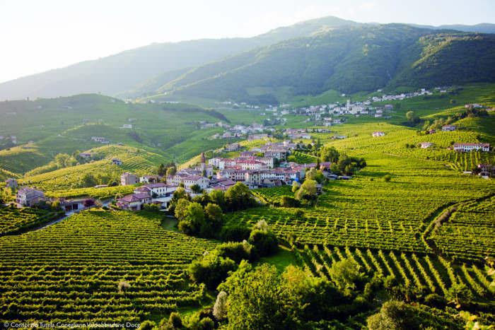 Collina Cartizze - Santo Stefano