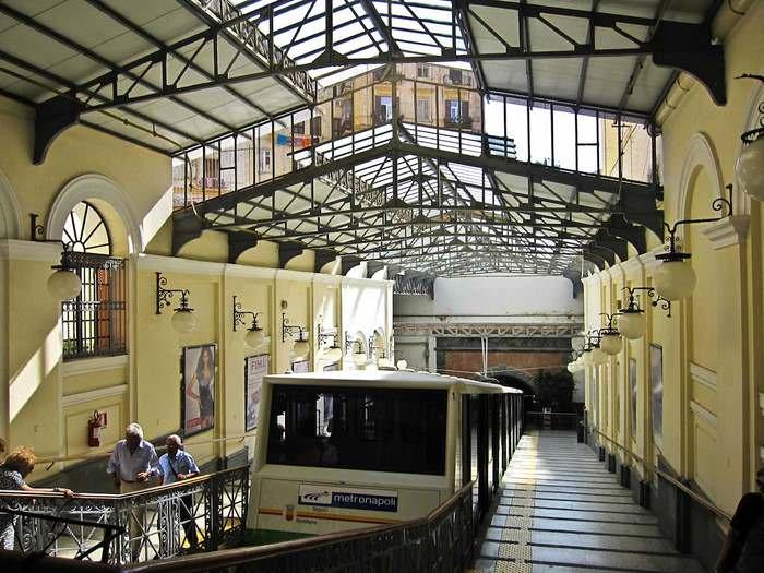 Naples funicular