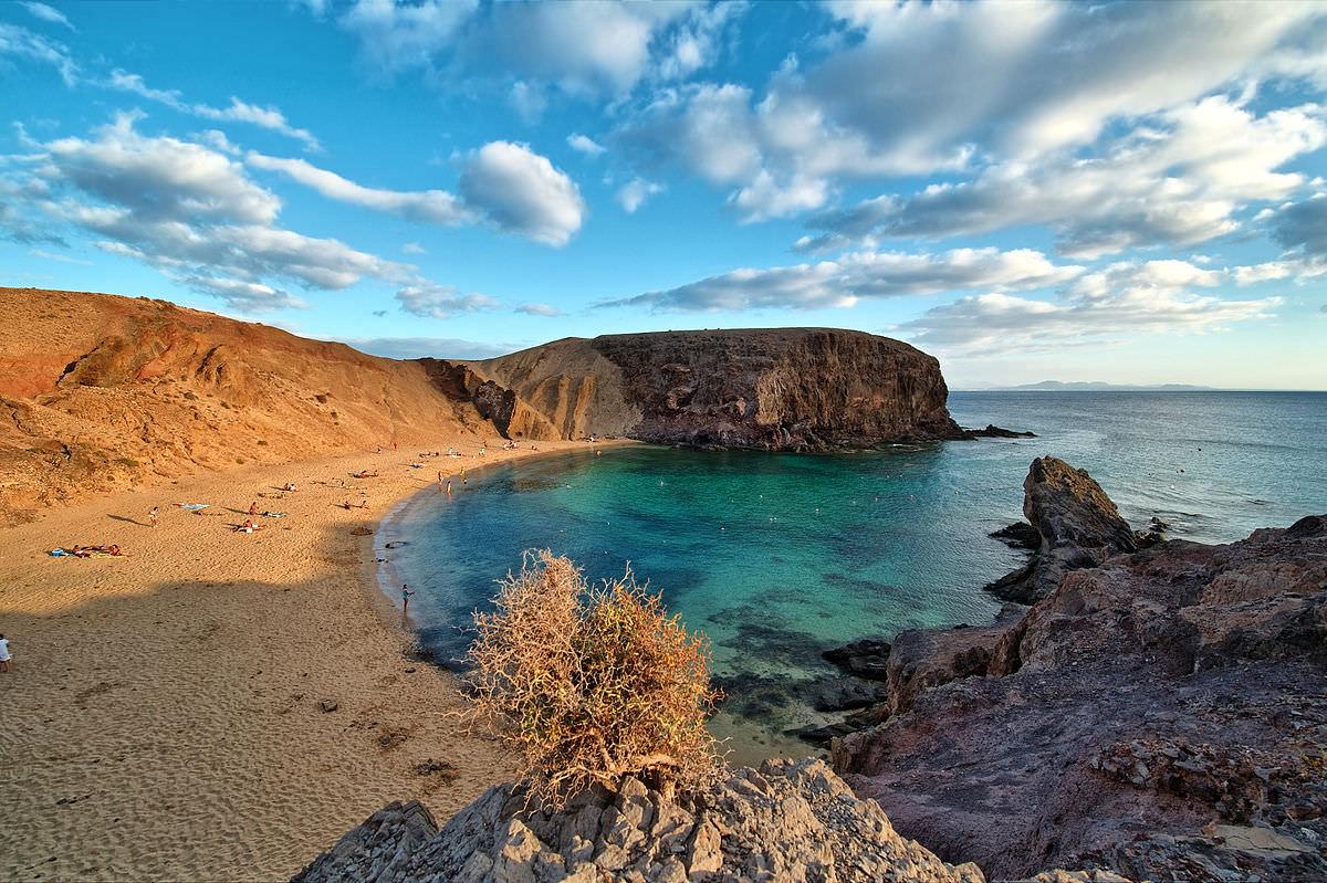Papagayo beach-Lanzarote