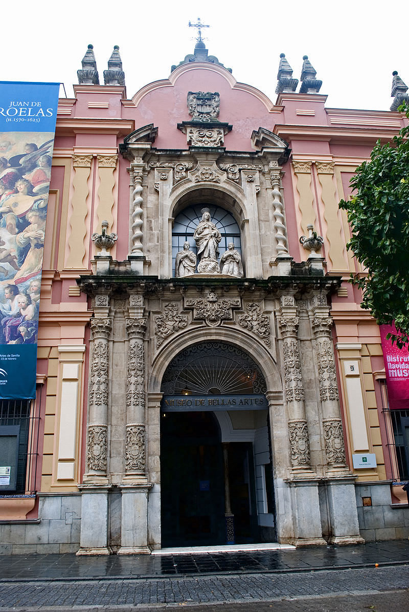 Museo de Bellas Artes in Sevilla