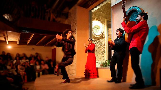 Casa de Memoria Flamenco Sevilla