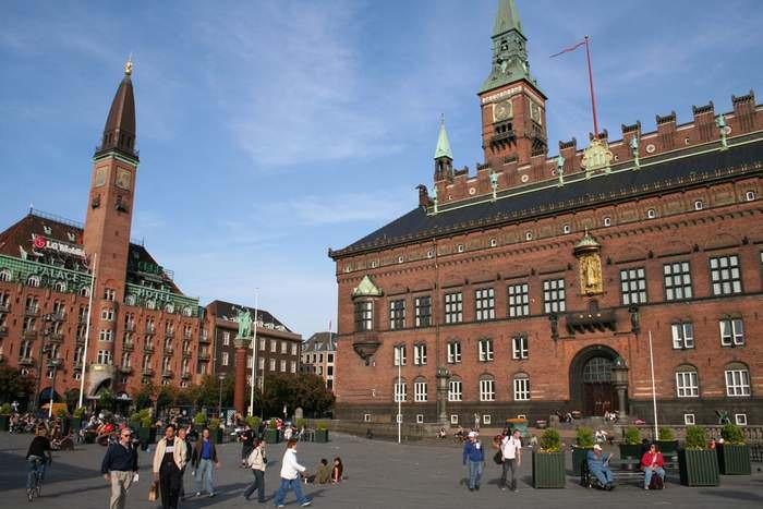Copenhagen center